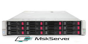 HP ProLiant  DL380 Gen9 12xLFF